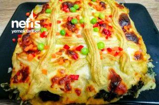 Patates Püreli Ispanak (Muhteşem Lezzet) Tarifi
