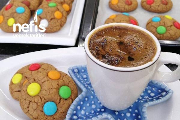 Bonibonlu Kurabiye (Cookies) Tarifi