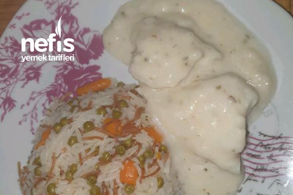 Limon Sosunda Morina Balığı
