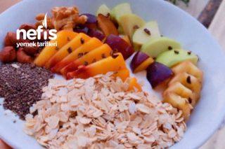 Metabolizmayı Hızlandıran Farklı Kahvaltı Alternatifi Tarifi
