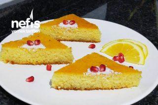 Portakal Kokulu İrmik Tatlısı Tarifi