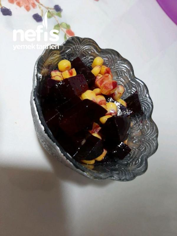 Şekerpancarlı Mısırlı Salata
