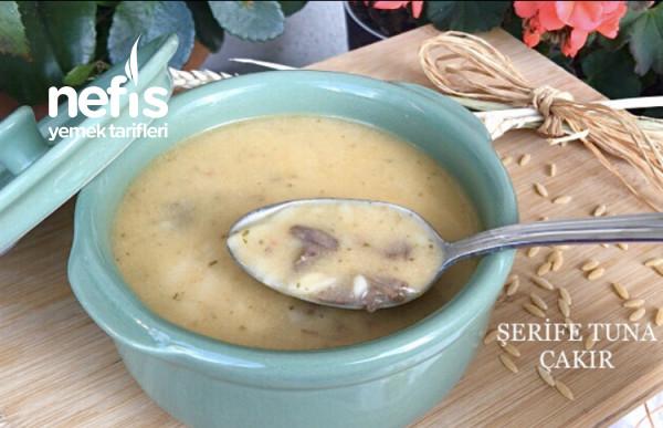 Etli Şehriyeli Sebzeli Şifa Çorbası (Videolu)