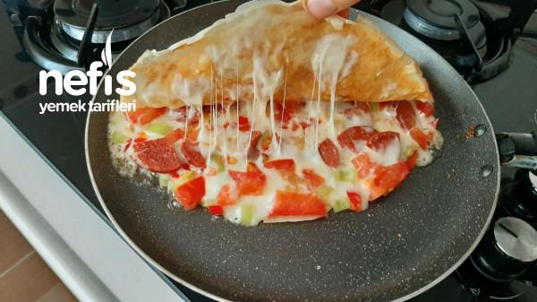 Krep Pizza (Vidrolu)