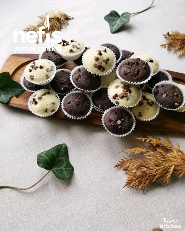 Mini Mini 5 Dakika Muffinleri