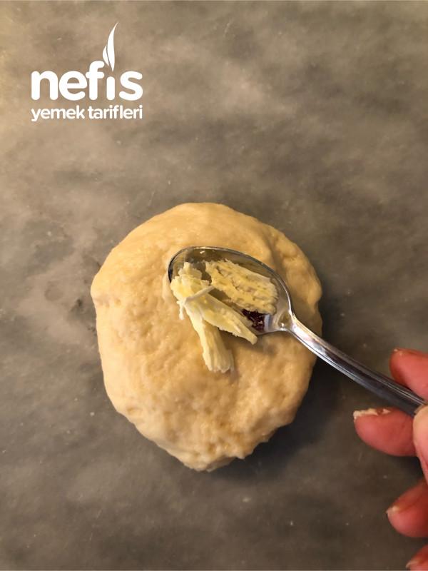 Paskalya Çöreği- Pamuk Yanında Halt Yemiş !
