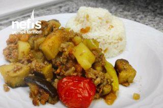 Patlıcan Musakka (Kızartmasız) Tarifi