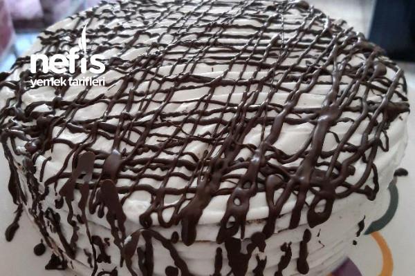 Çabuk Yaş Pasta Tarifi