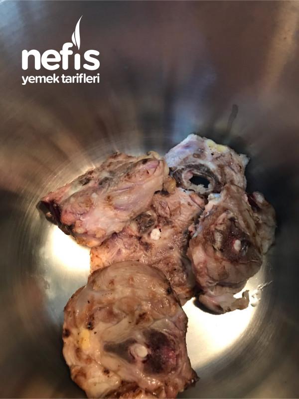 Mühürlenmiş Et Haşlama