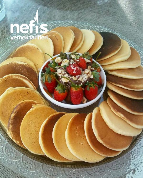 Pancake (Sütsüz)