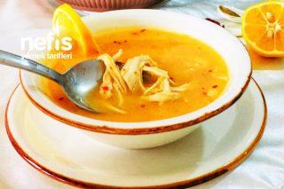 Pratik Tavuk Çorbası (Şifa Çorbası) Tarifi