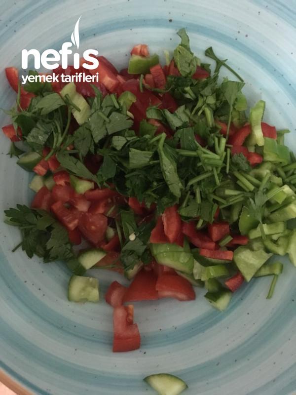 Bol Proteinli Sağlıklı Kısır