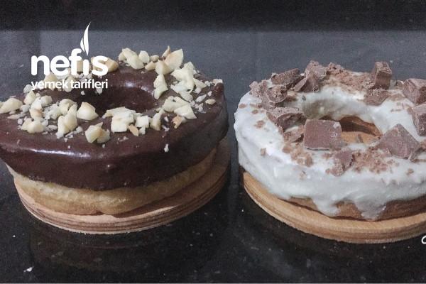 Glutensiz Donut Tarifi