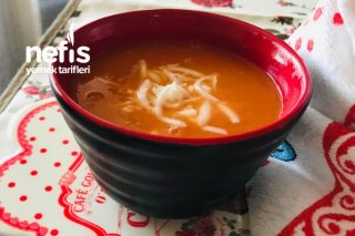 Kremalı Domates Çorbası Tarifi