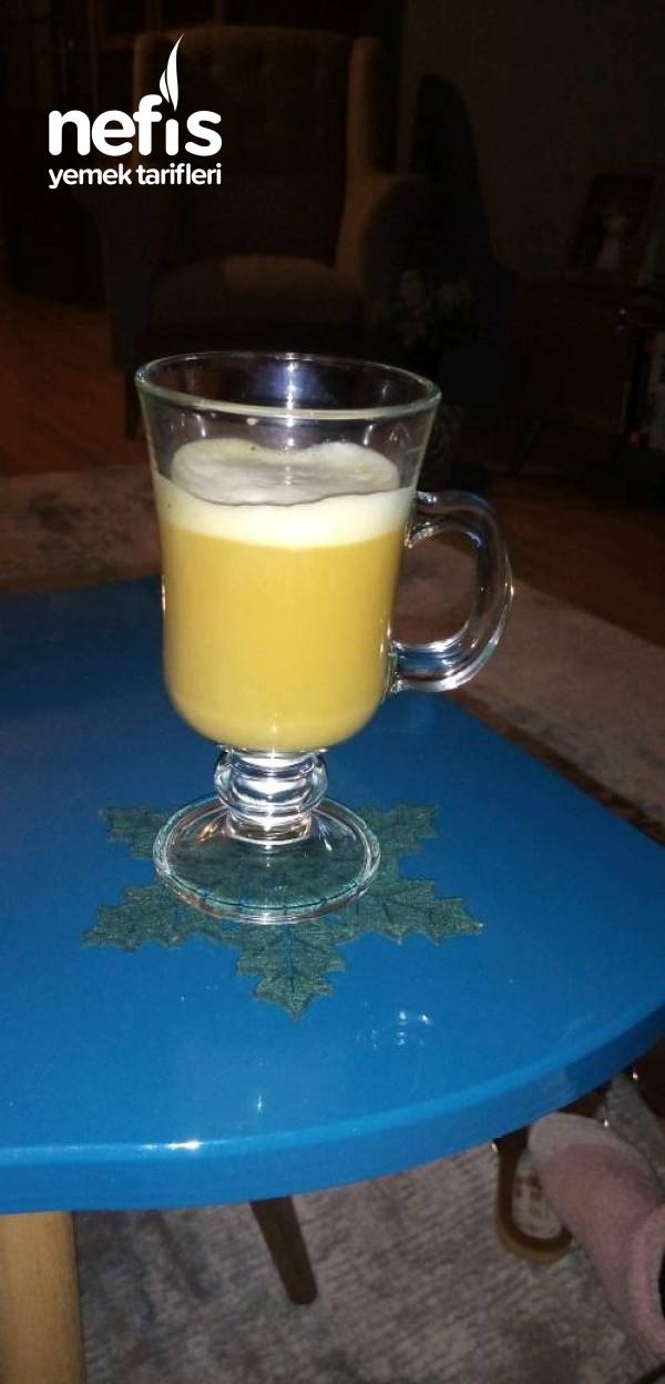 Sütlü Karamelli Filtre Kahve