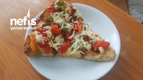 En Güzel Ekmek Pizzası