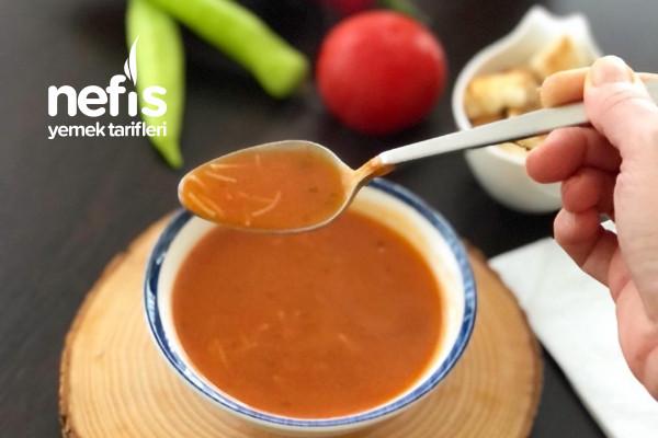 Şehriyeli Tarhana Çorbası Tarifi