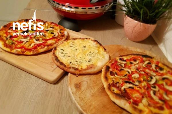 Şimdiye Kadar Yaptığınız Pizza Tariflerini Unutturacak Tarifi