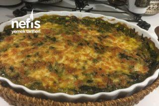 Et Yemeklerinin Yanına Nefis Fırında Ispanak Tarifi