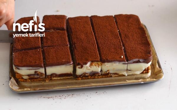 Kolay Bisküvi Pastası