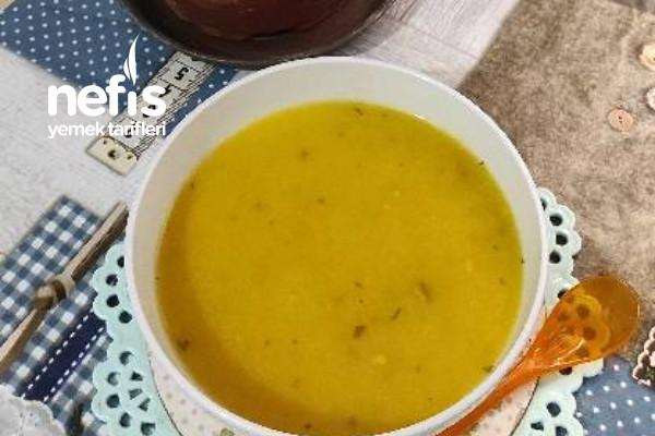 Tok Tutan İrmikli Sebzeli Bebek Çorbası +8