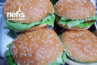 Burgerking Hamburgeri (Gramajlarıyla Birlikte) Tarifi