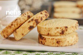 Tam Bir Pastane Kurabiyesi: Kütük Kurabiye (videolu) Tarifi