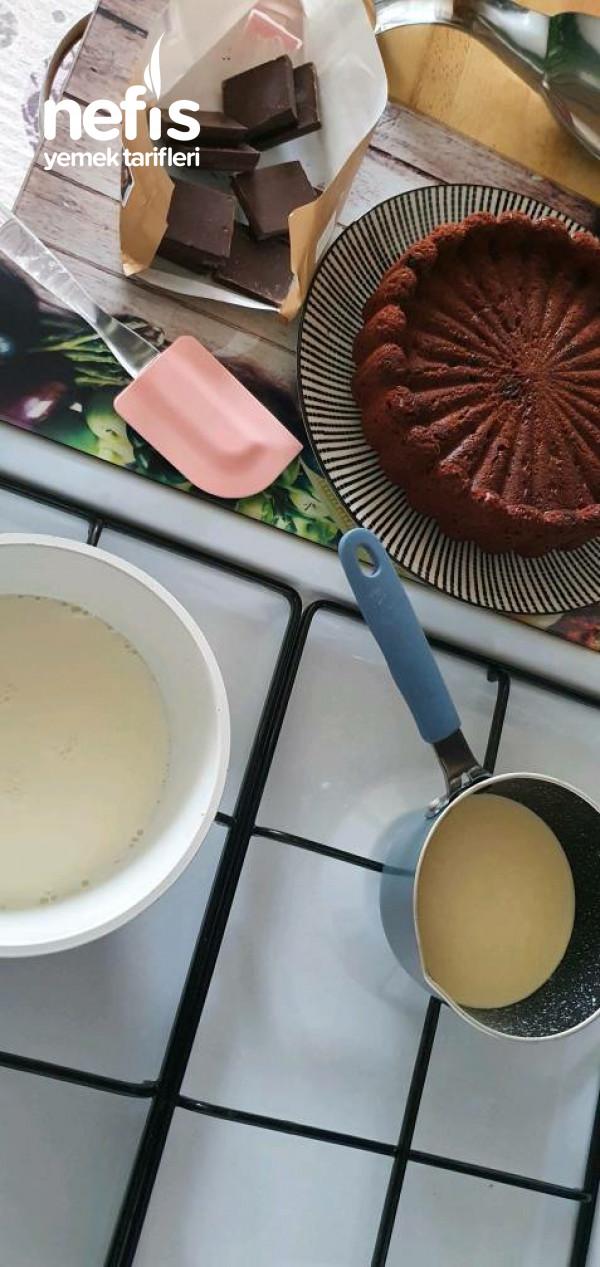 Muhteşem Cikolatli Pasta