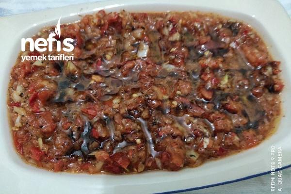 Adana Usulü Kebapçı Ezme Salata