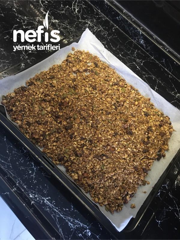 Granola (Ev Yapımı)