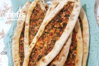 Ispanaklı Pide (Hatay'ın Meşhur Katıklı Ekmeği) Tarifi