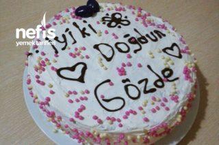 Kızımın Doğum Günü Pastası Tarifi