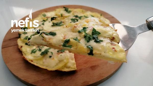 Patates Omleti Şahane Bir Kahvaltılık Tarif