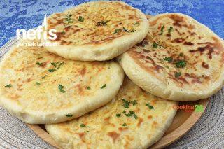 Peynirli Bazlama Tarifi (Videolu)