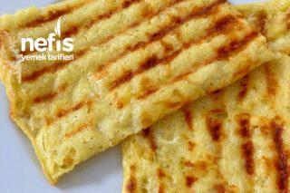 Patates Tostu (Çay Demlenene Kadar Hazır) Tarifi
