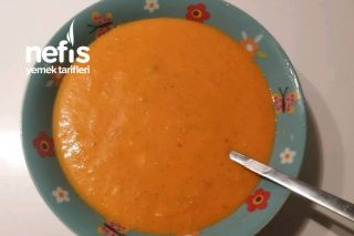 Sebzeli Bebek Çorbası Tarifi