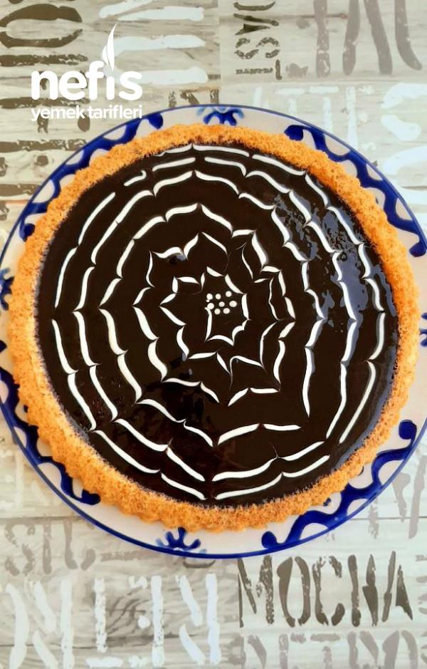 Tart Kalıbında Pamuk Kek
