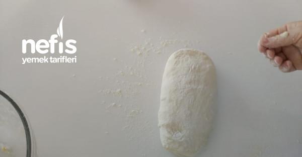 Akşam Yoğur Sabah Pişir Börek Lezzetinde içli Bazlama (Videolu)
