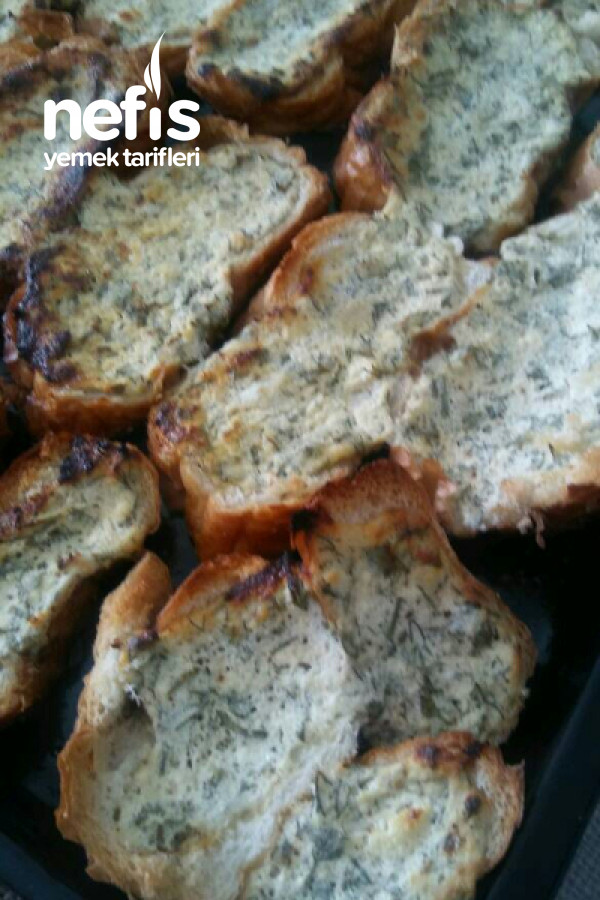 Bayat Ekmek Değerlendirme (İsraf Etmeyelim)