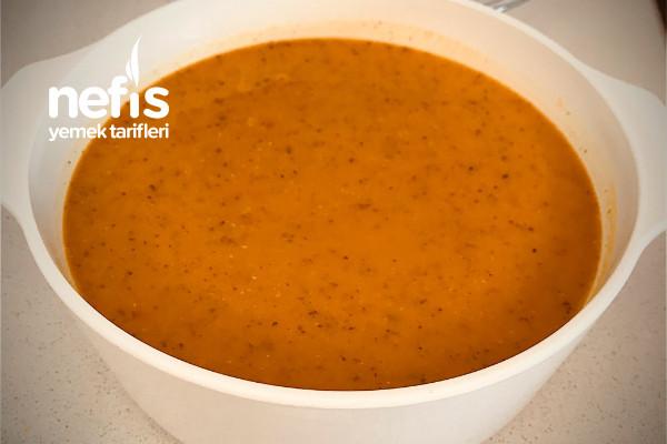 Mercimek Çorbası (Unsuz)
