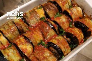 Nefis Patlıcan Sarma Tarifi