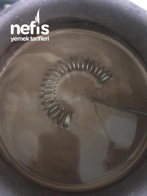 Şekersiz Çikolata Sosu