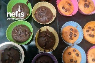 10 Dakikada Çok Basit Muffin Tarifi