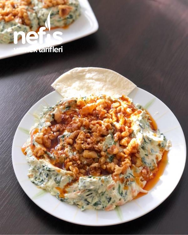 Havuçlu Ispanak Salatası