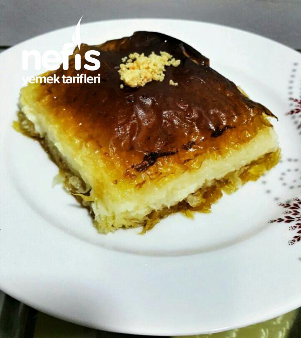 Laz Böreği (Tatlı)