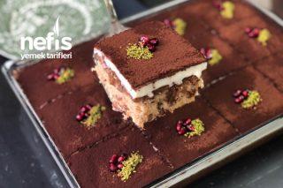Nescafe Soslu Kış Pastası (Orjinal Tarif) Tarifi