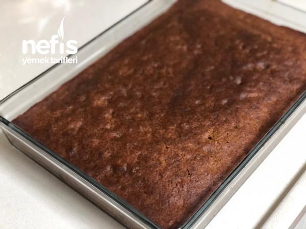 Nescafe Soslu Kış Pastası (Orjinal Tarif)