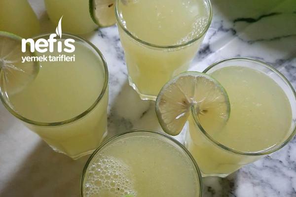 Sodalı Limonata Tarifi