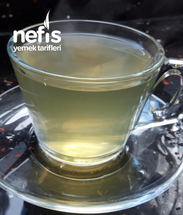 İç Isıtıcı Doğal Kış Çayı