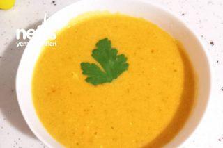Zerdeçallı Sebze Çorbası Tarifi